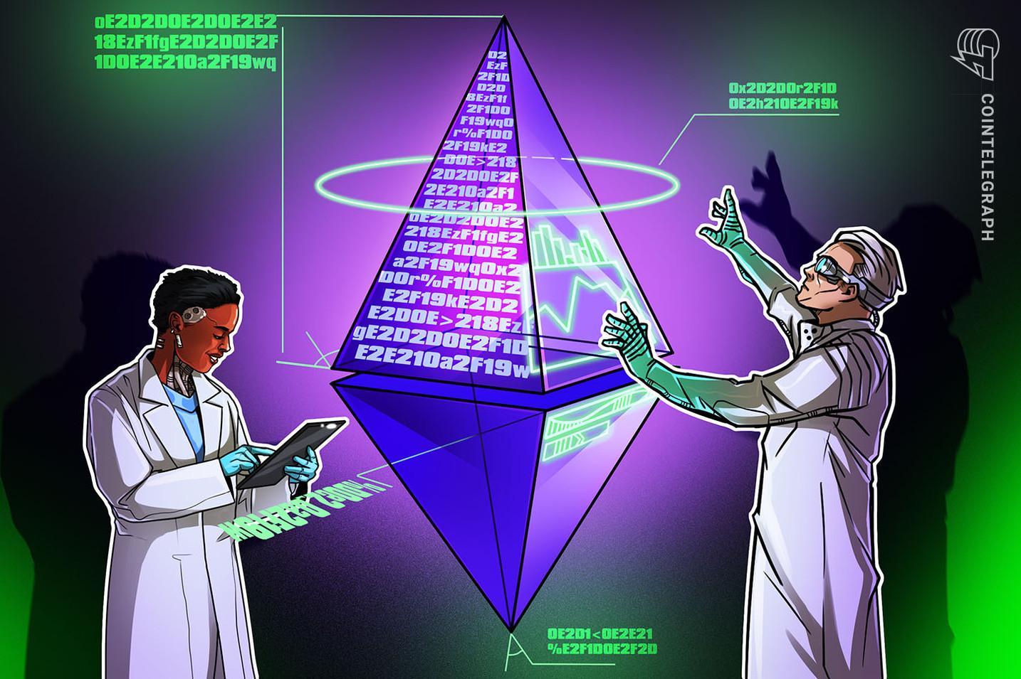 تنشر EY حل تحجيم Ethereum في المجال العام