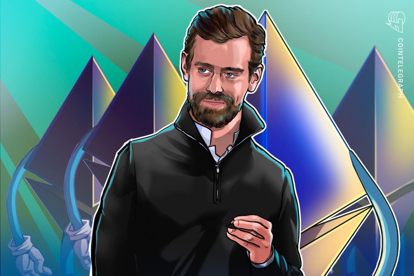 Ethereum sozinho não é suficiente para atrapalhar Big Tech: Jack Dorsey