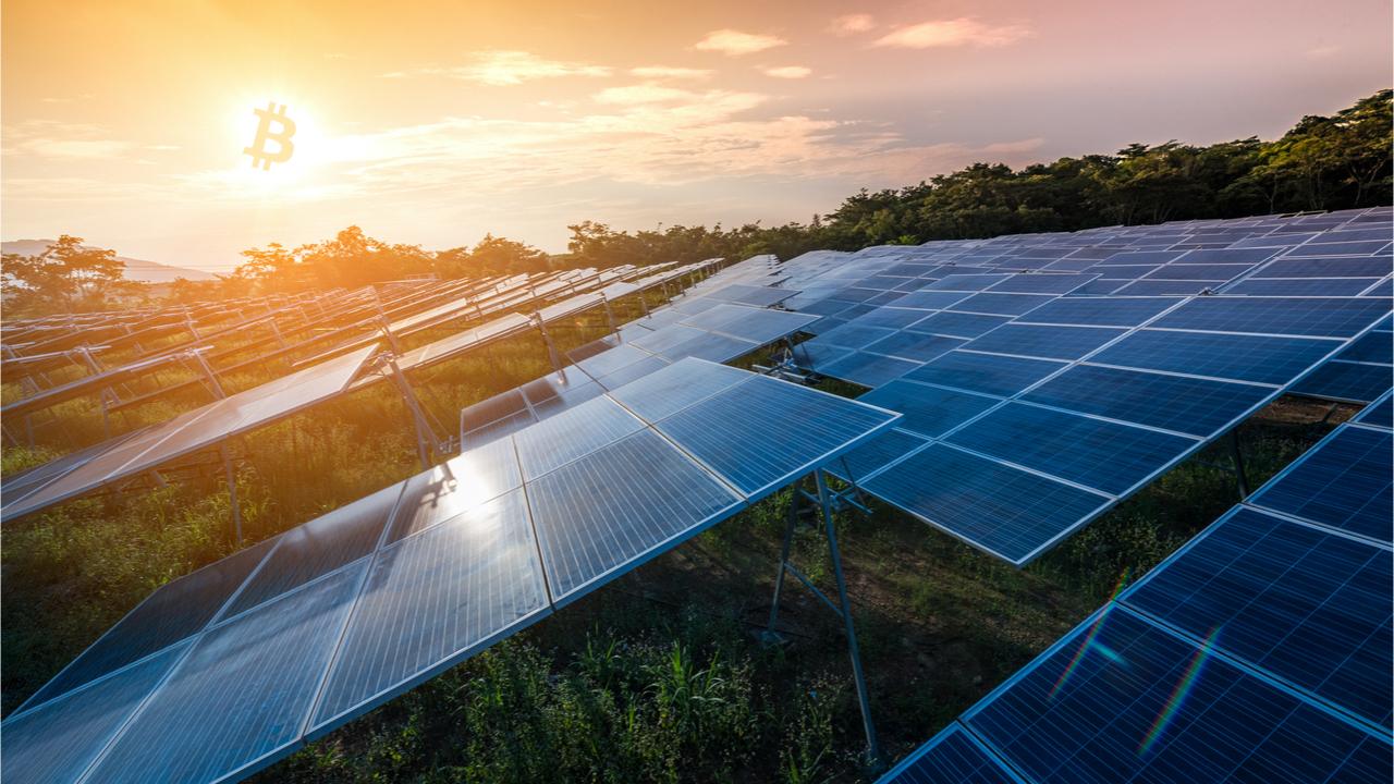 Bitcoin ieguves operācija atklāj plānus pārvērst ogļu pelnu poligonu saules saimniecībā