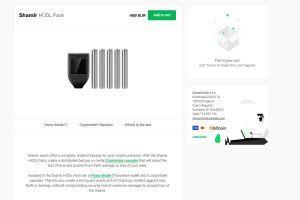 قم بعمل نسخة احتياطية من تشفيرك باستخدام حزمة Trezor's Shamir HODL Pack 101