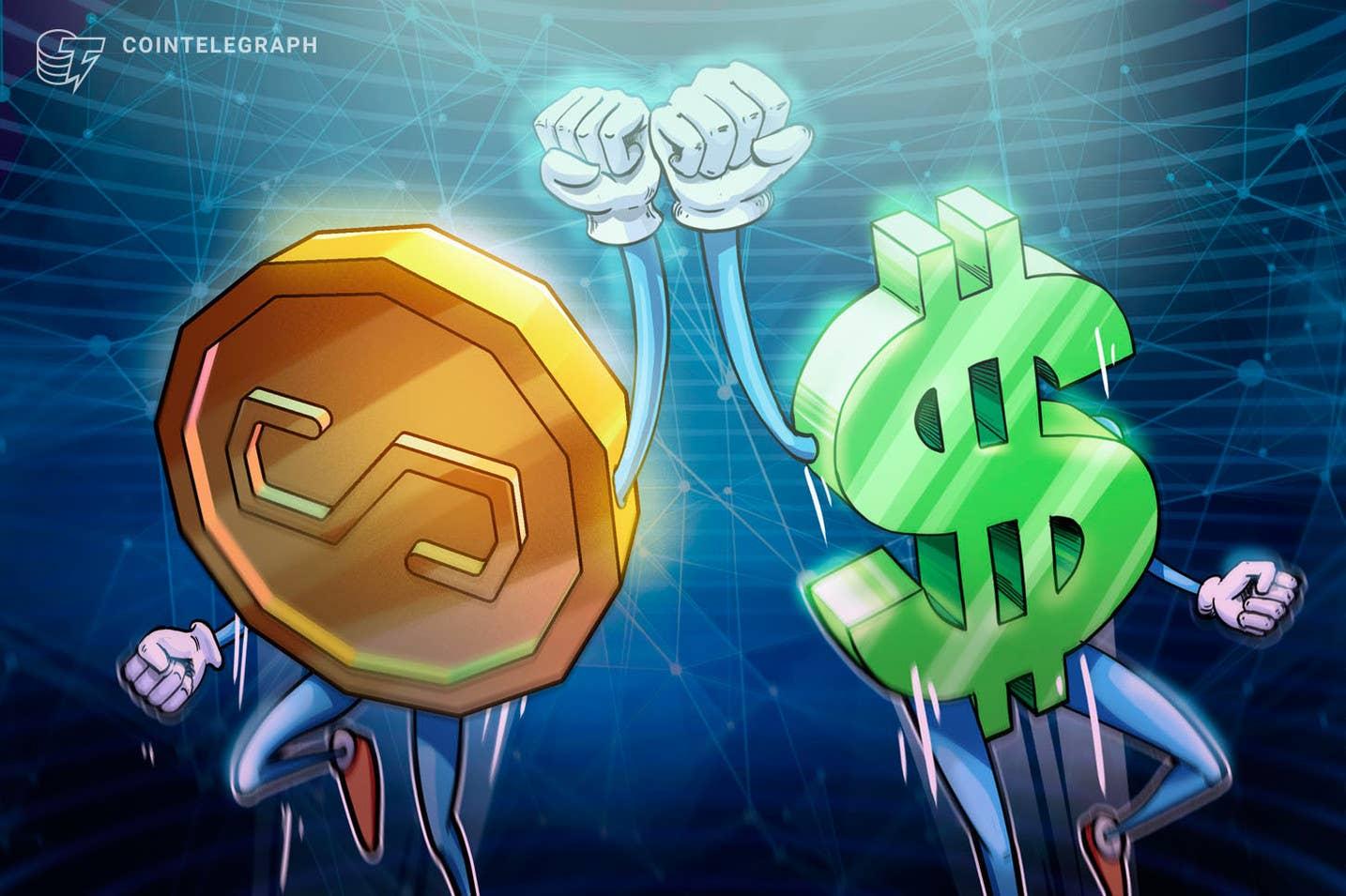 """Kurios """"stabilcoins"""" iš tikrųjų buvo """"stabilios"""" per šios savaitės staigų Bitcoin kainų kritimą?"""