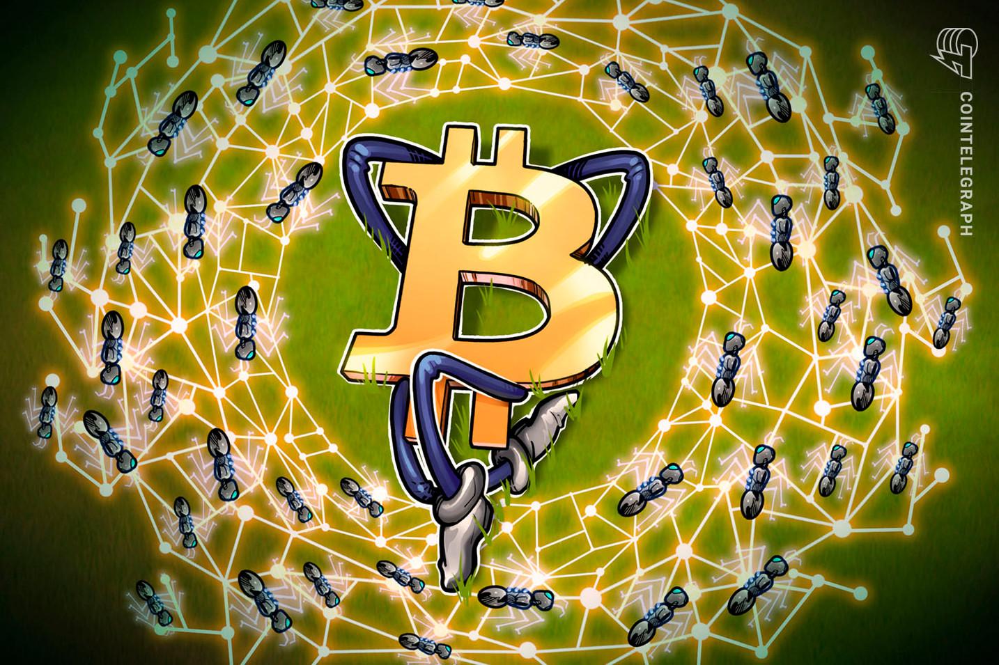 Contagem de nós da rede Bitcoin estabelece novos recordes