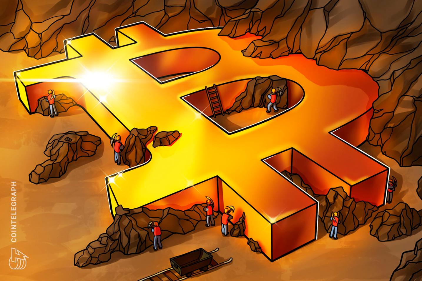 Bitcoin hash rate se oporavlja jer se glavni rudari vraćaju na mrežu