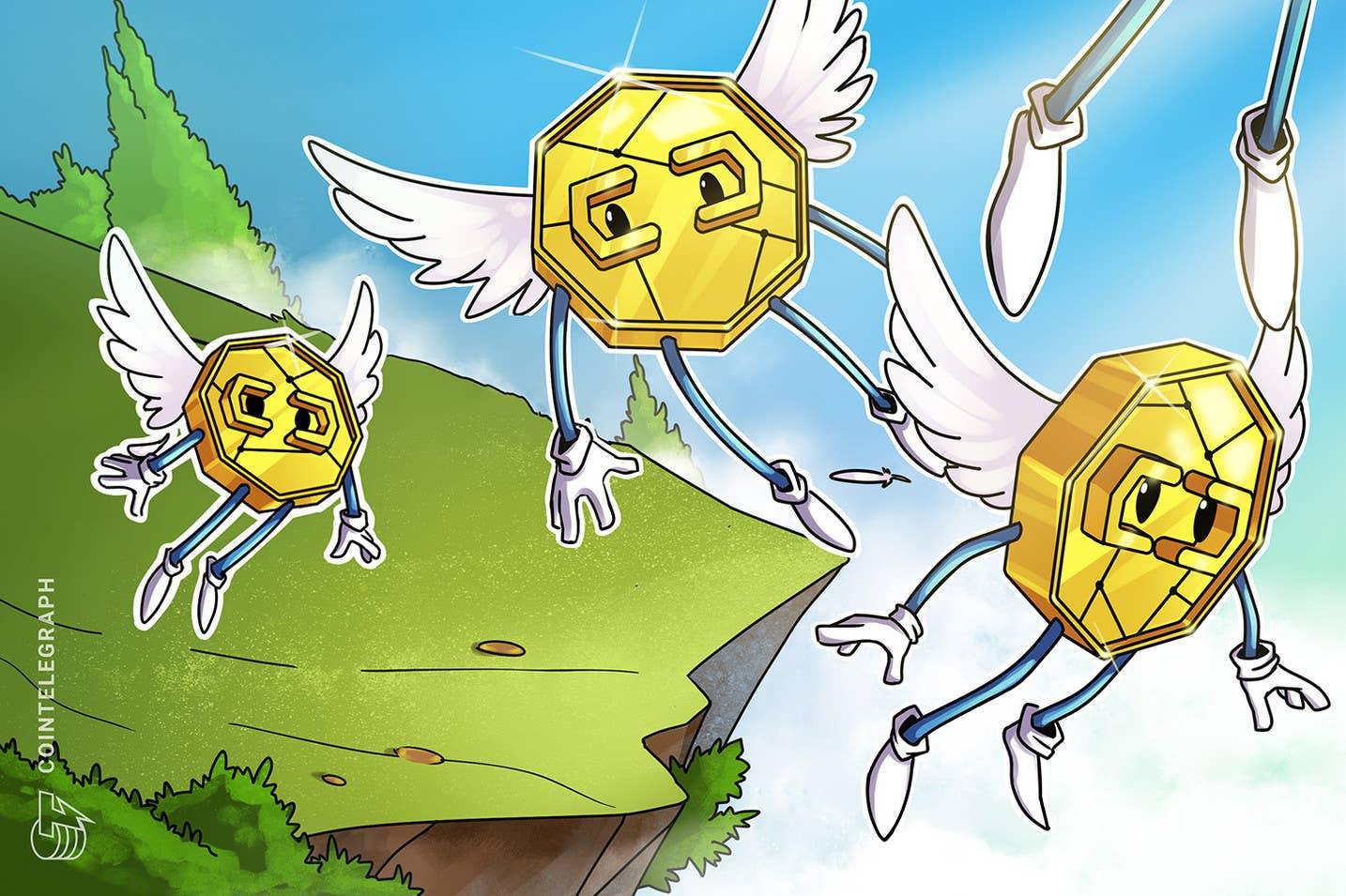 Propostas de governança e lançamentos de camada dois fornecem um impulso para altcoins