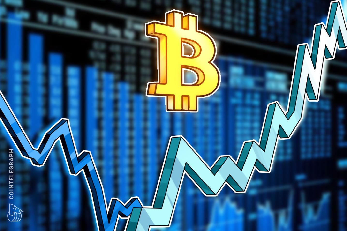 Bitcoin padá pod 30 XNUMX dolárov, ale údaje z reťazca naznačujú, že sa akumulácia hromadí