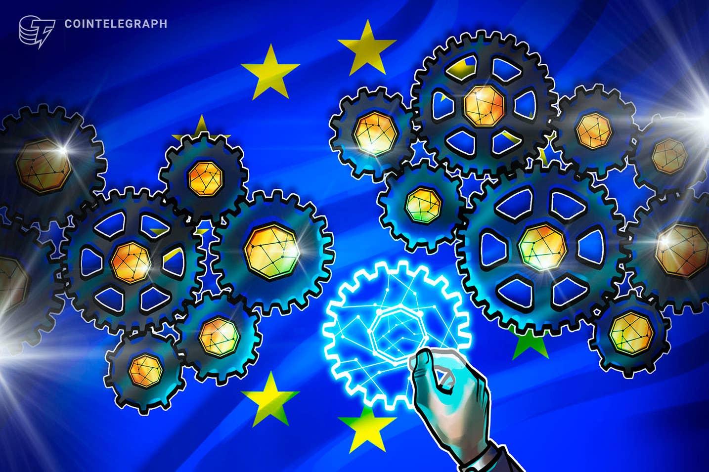 A UE deve investir US $ 177 bilhões em blockchain e outras novas tecnologias