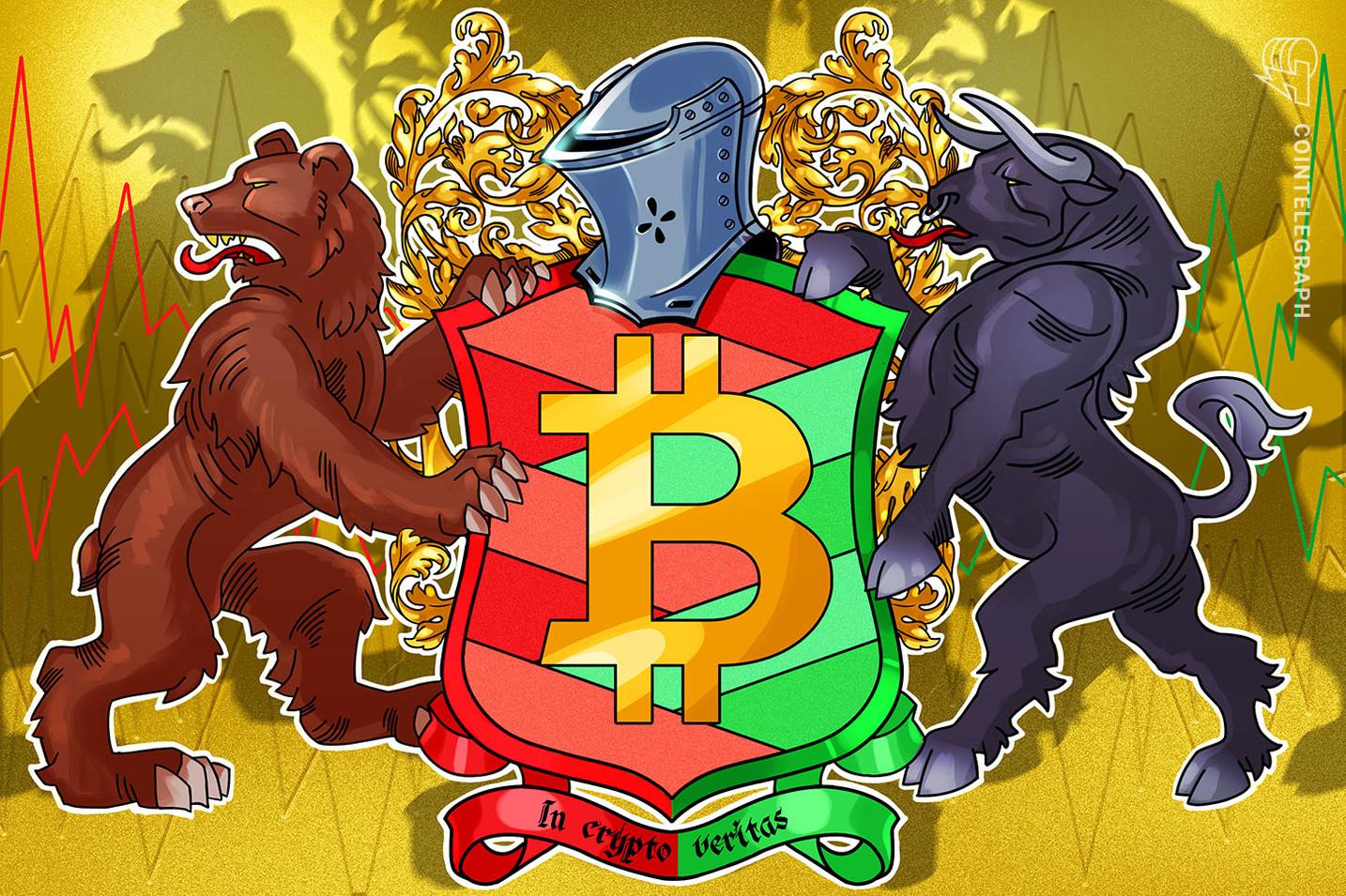 Uz žoga: ja tas ir kriptogrāfisko lāču tirgus, cik ilgi tas var ilgt?