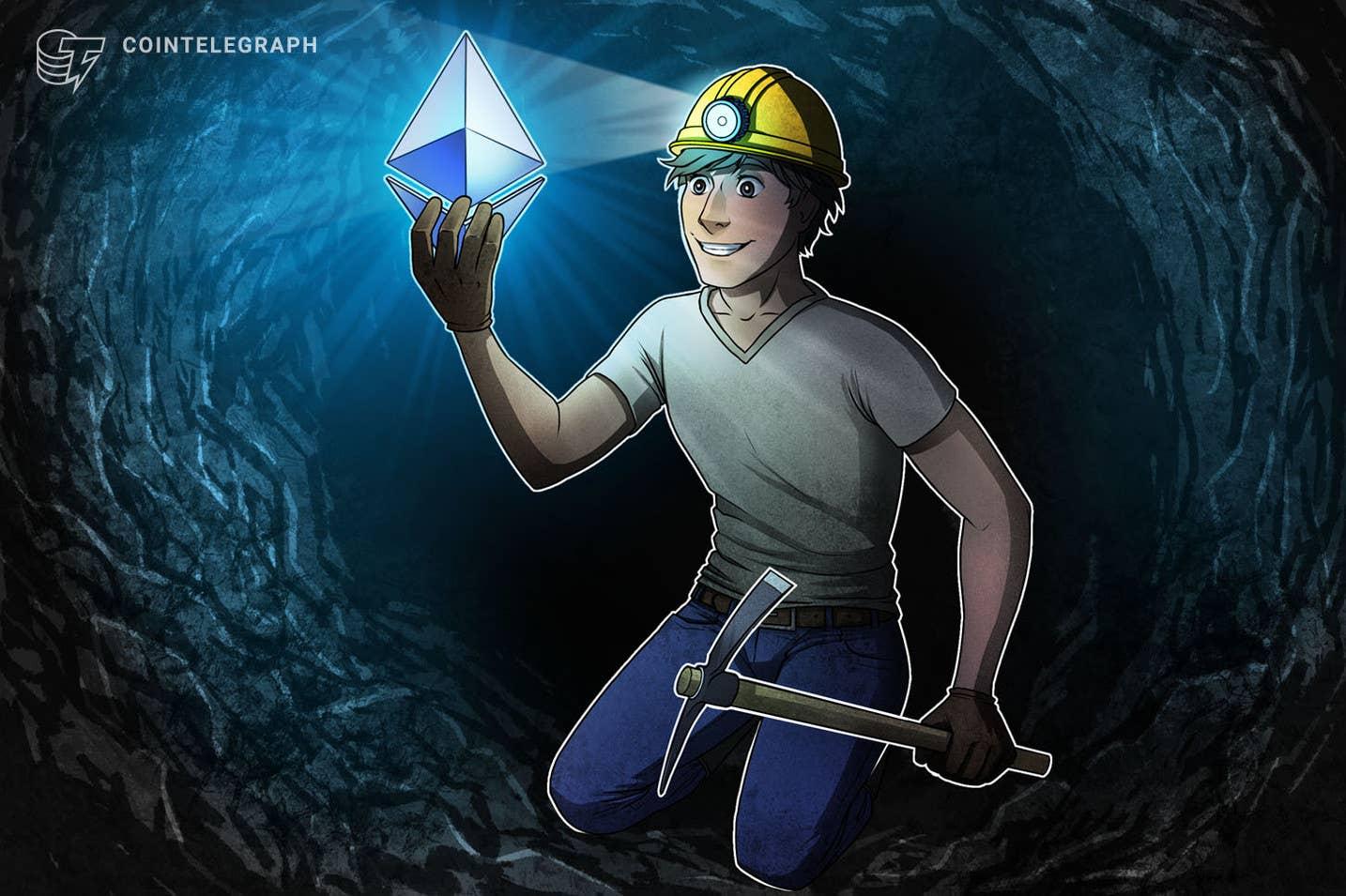 Golem wypuszcza aplikację na laptopa do kopalni Ethereum… ale zarabianie jest trudne