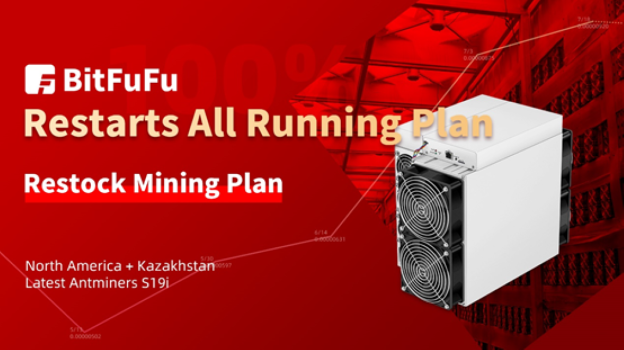 BitFuFu Cloud Hashrate Platformu Çin Dışındaki Madencilik Çiftliklerinin Düzenini Tamamladı