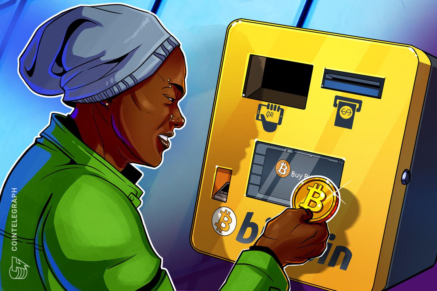 NCR Corporation berencana untuk membeli perusahaan ATM Bitcoin LibertyX