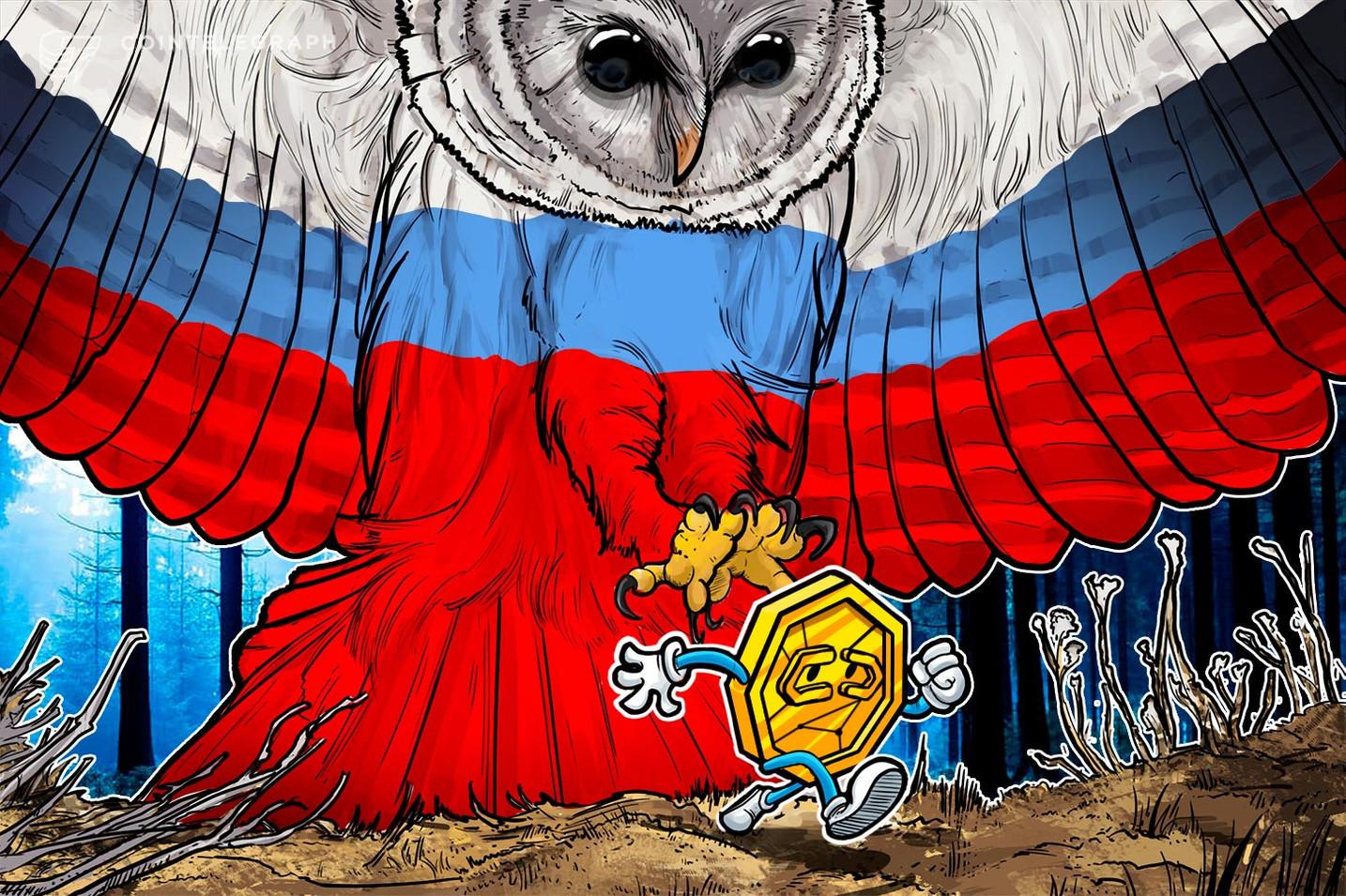 Rusijos įstatymų leidėjai rengia teisinius pakeitimus, kad konfiskuotų kriptografiją