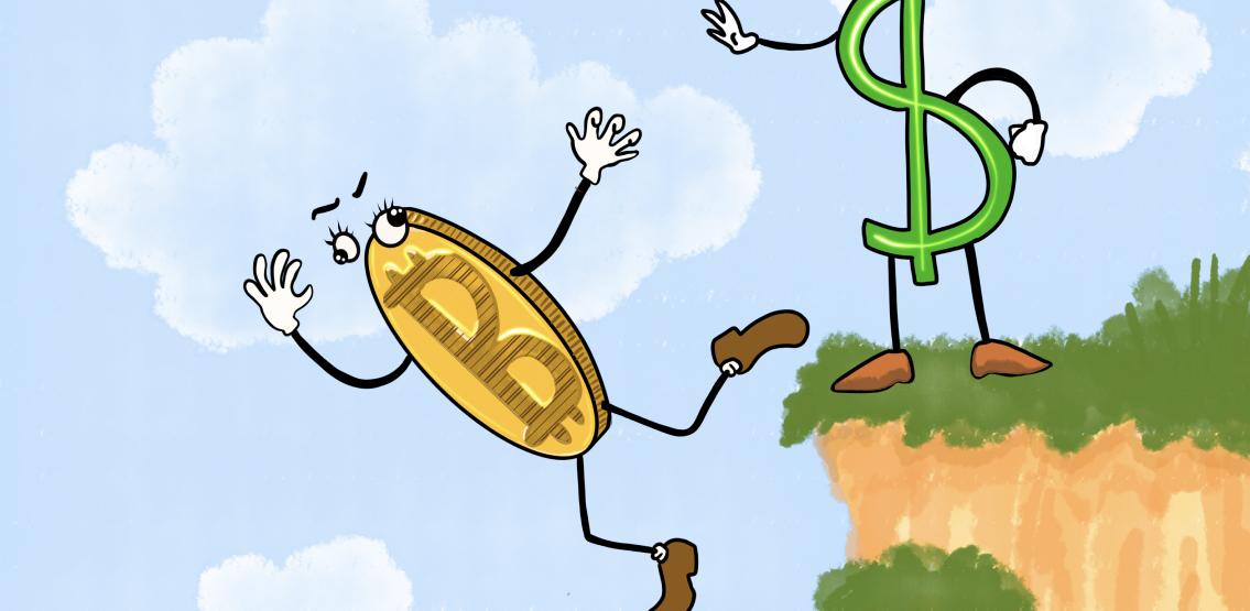 Bitcoin danificado e machucado - mas está espancado?
