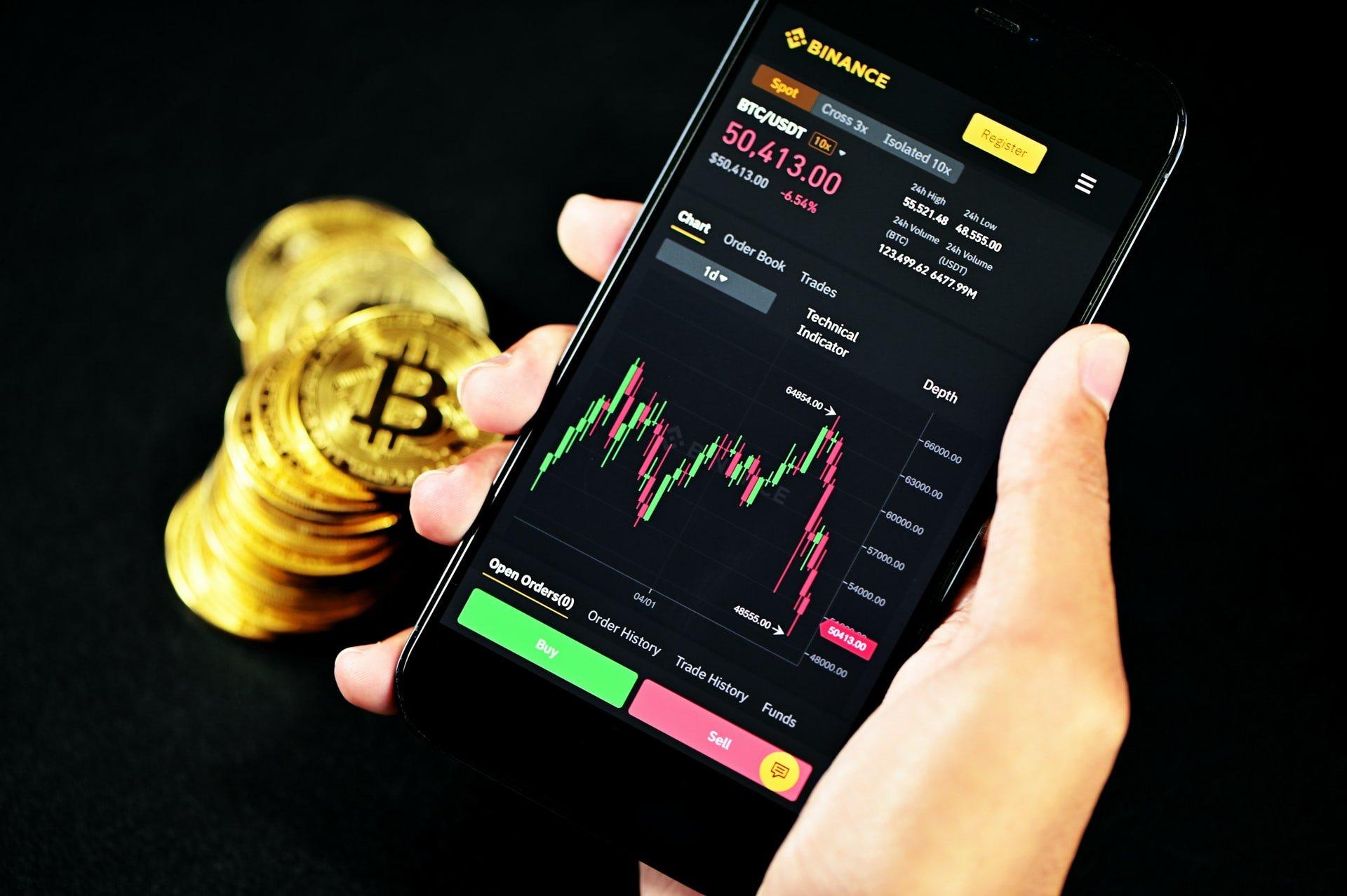 Graustufen-Bitcoin-Trust-Aktien ausstehend