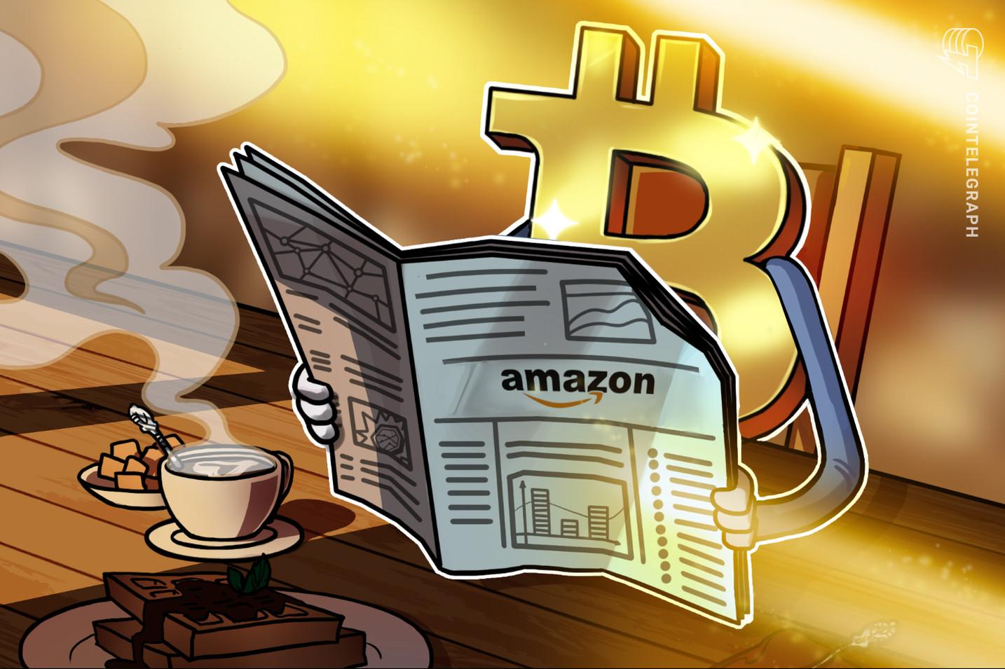 Amazon dément les rumeurs de plans pour le support Bitcoin