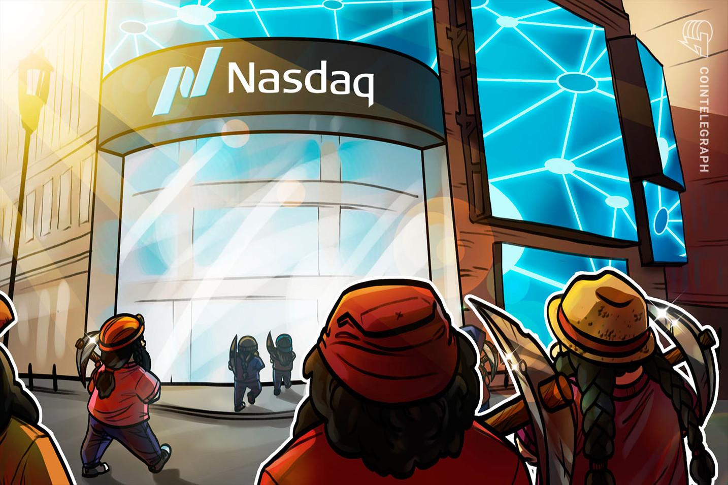 """Kriptografijos kasykla """"Argo Blockchain"""" atkreipia dėmesį į antrinį """"Nasdaq"""" sąrašą"""