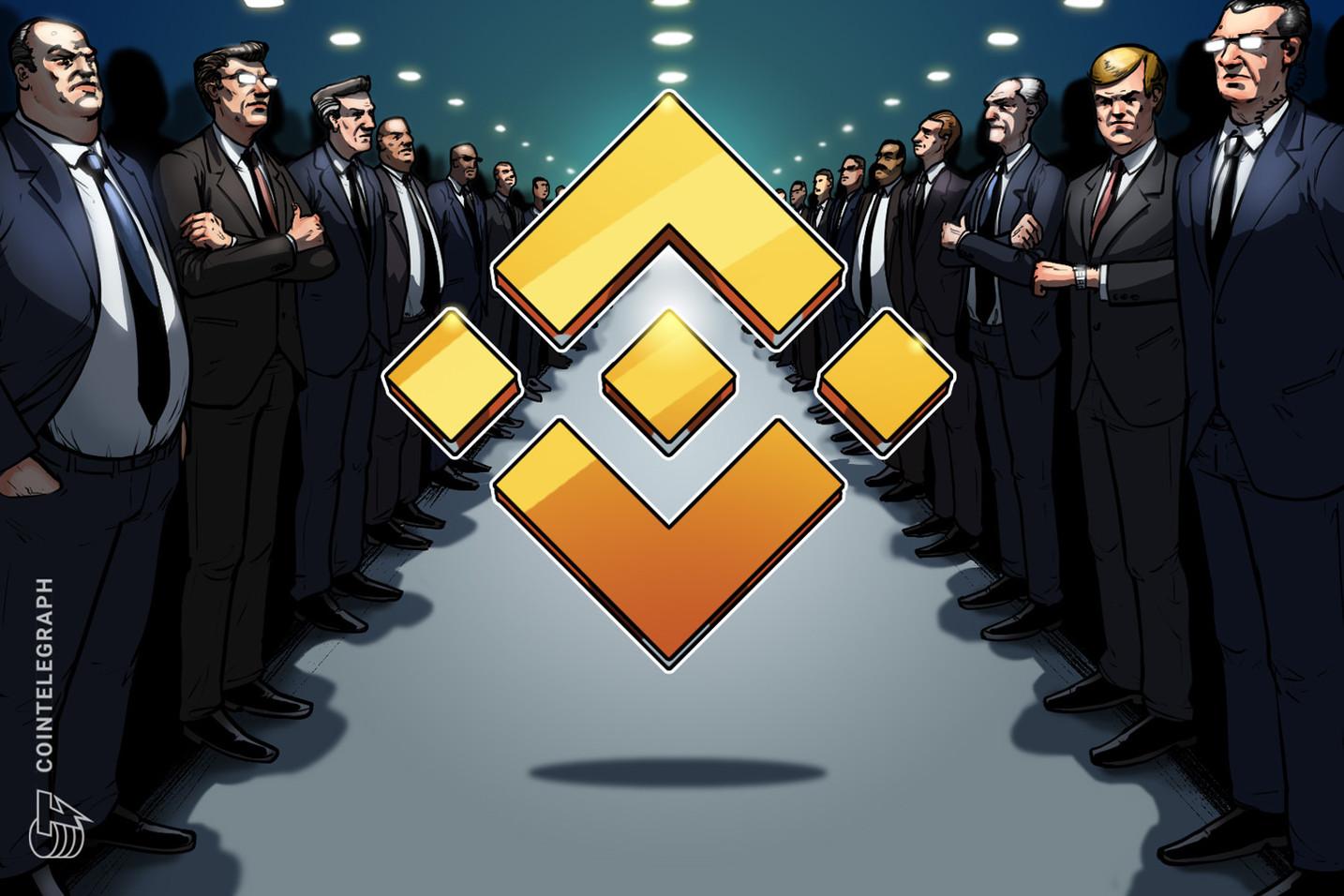 Pengawal selia kewangan Itali mengeluarkan amaran mengenai pertukaran crypto Binance