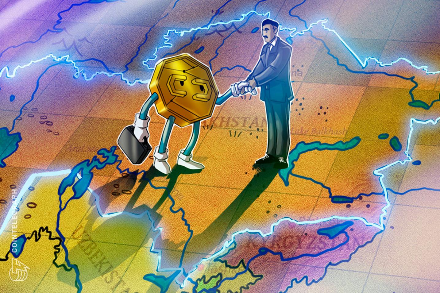 Kazakstan ska enligt uppgift tillåta banker att behandla kryptoköp