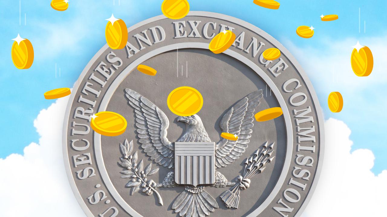 SEC iekasē žetonu saraksta vietni ar nelikumīgu kriptogrāfijas vērtspapīru apstrādi