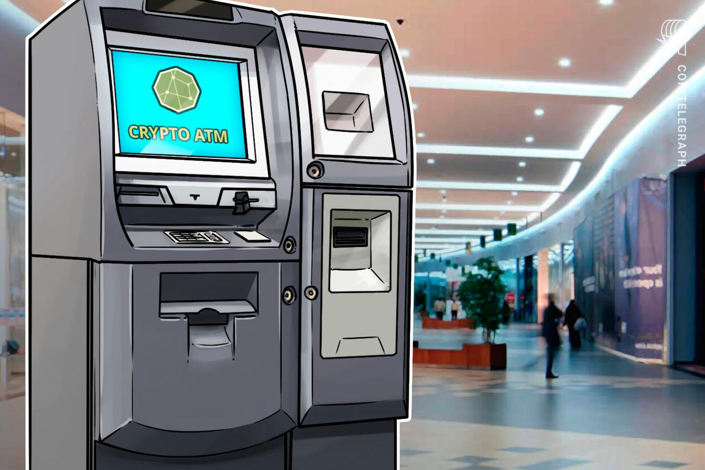 As instalações de criptografia ATM global aumentaram 70% em 2021