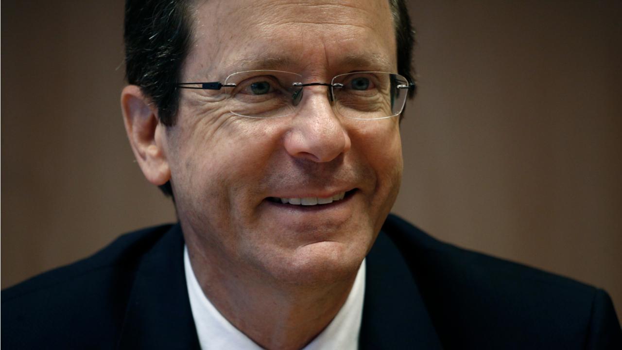 Israëlische Knesset maakt speciale NFT voor nieuwe president Isaac Herzog