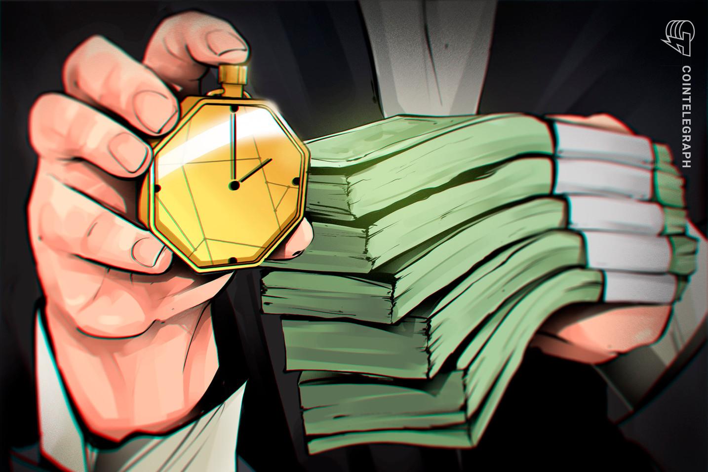 """""""Softbank"""" veda 800 mln. Dolerių investiciją į bankų programą """"Revolut"""""""