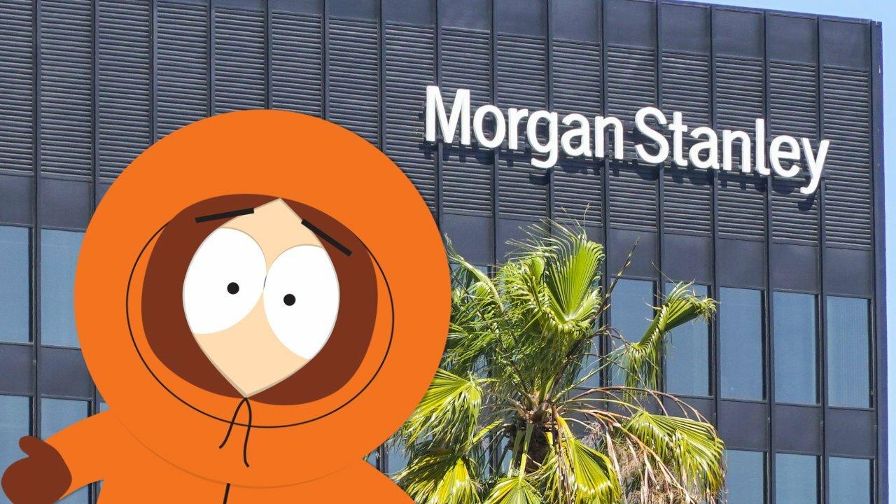 Dyrektor Morgan Stanley porównuje odporność Bitcoina do Kenny'ego, który umiera w każdym odcinku South Park