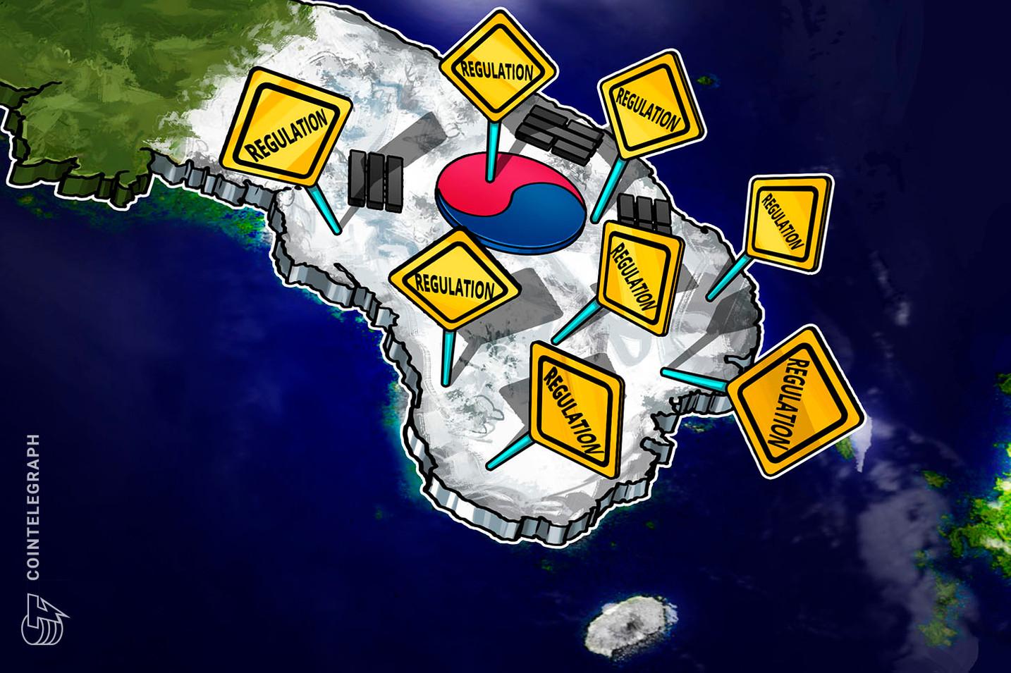 Koreja e Jugut për të ndërmarrë veprime kundër shkëmbimeve të paregjistruara të kriptove