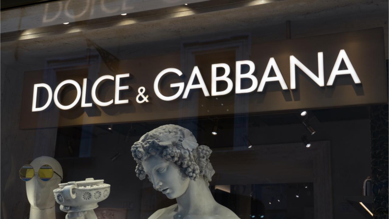 Dolce & Gabbana akan Melancarkan Koleksi NFT Berinspirasi Fesyen Tinggi di Venice