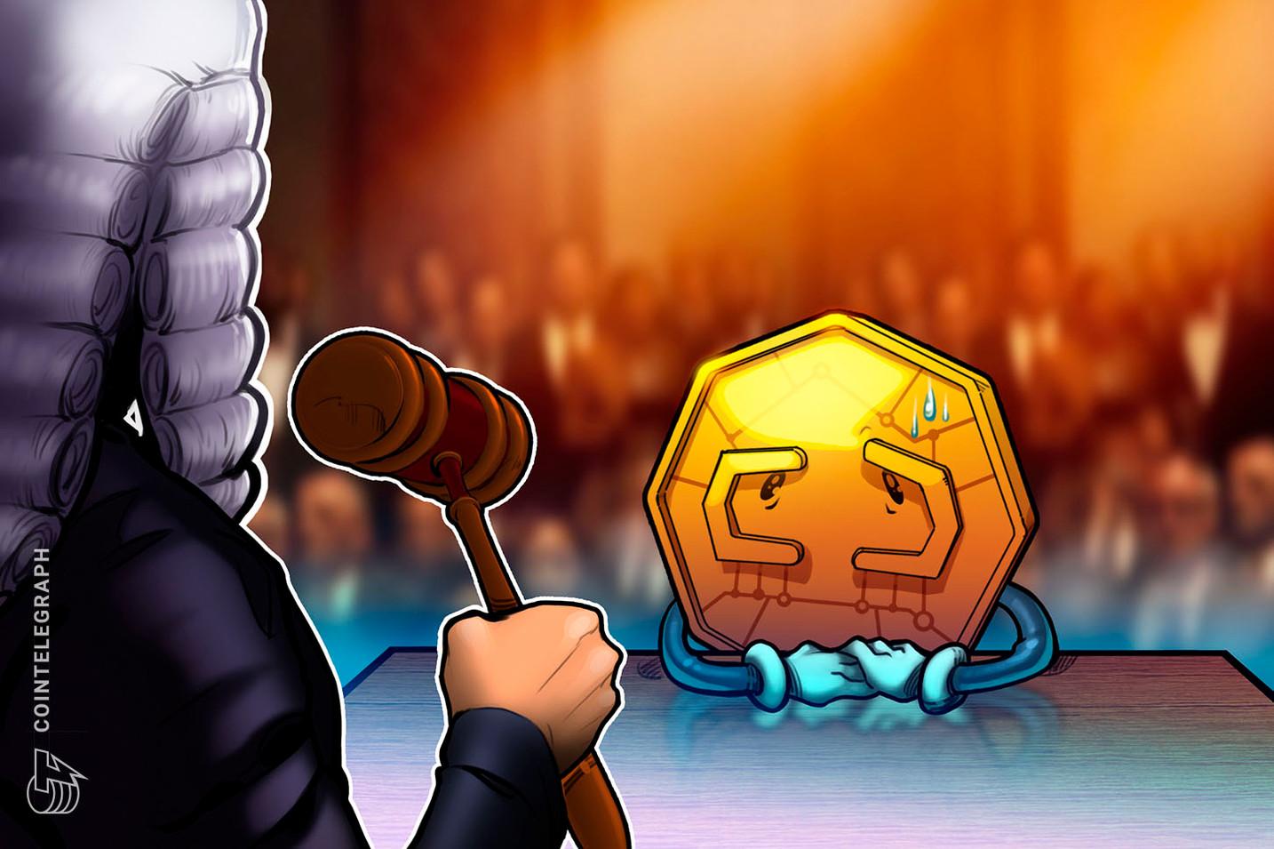Dommer skjelner BitMEX-søksmålssaksøkere for å tilby ham kryptoleksjoner