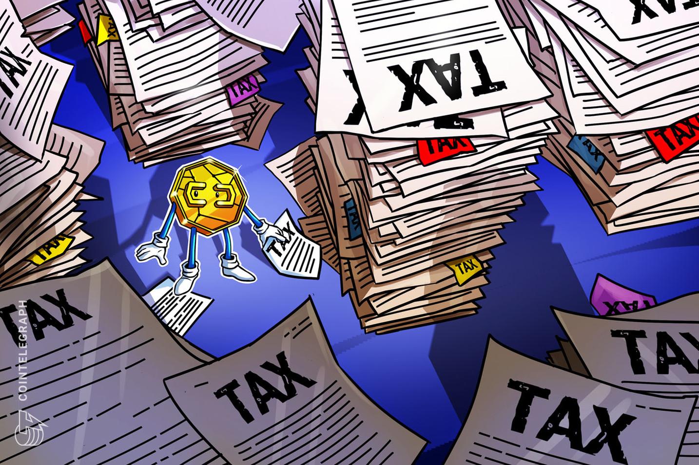 Senatoriai prideda kriptovaliutos mokesčius prie infrastruktūros sandorio, kad padidintų 28 mlrd