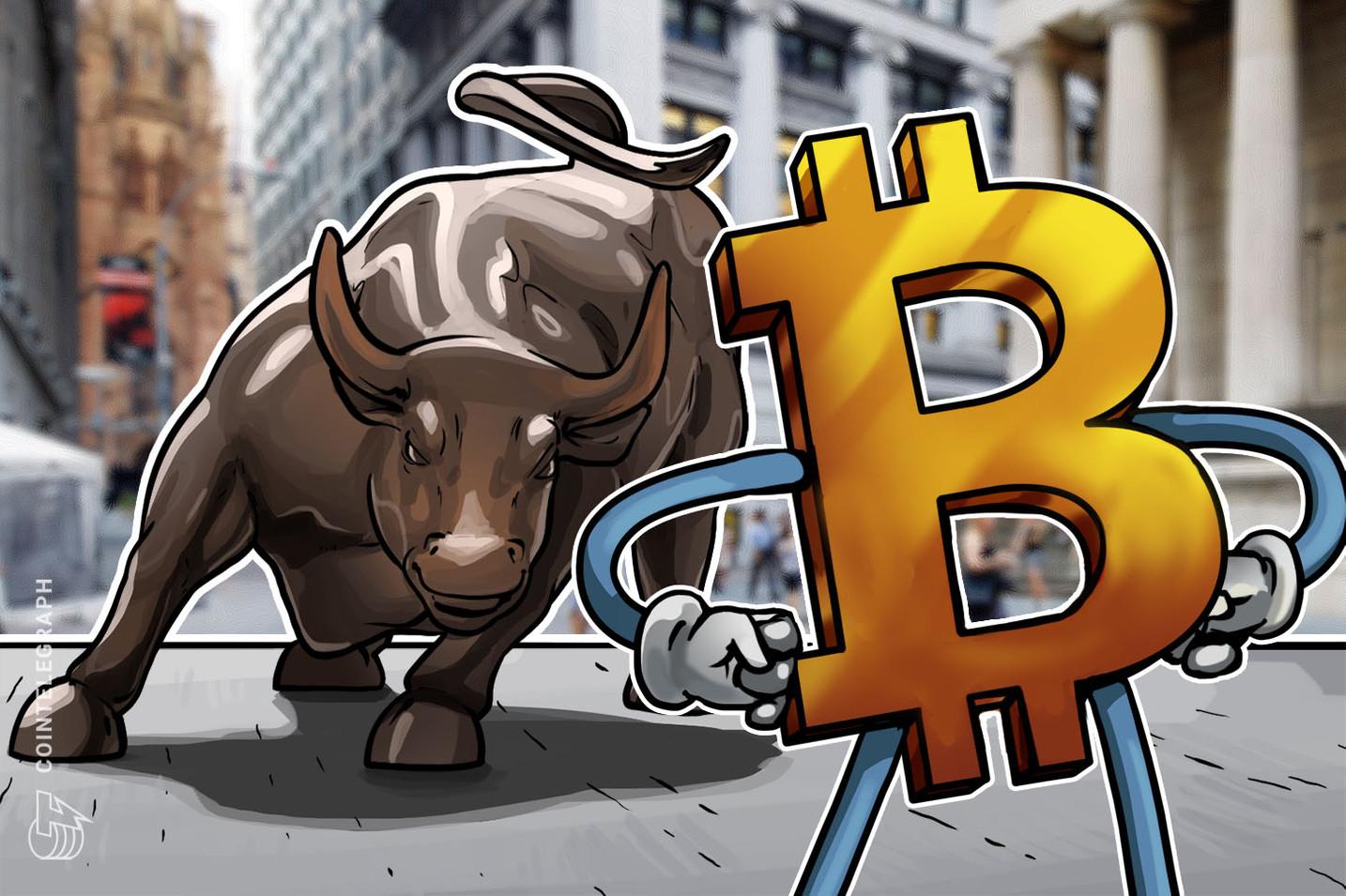 """Ar """"Bitcoin"""" bulius veikia tik """"netikėjimo"""" rinkos ciklo etape?"""
