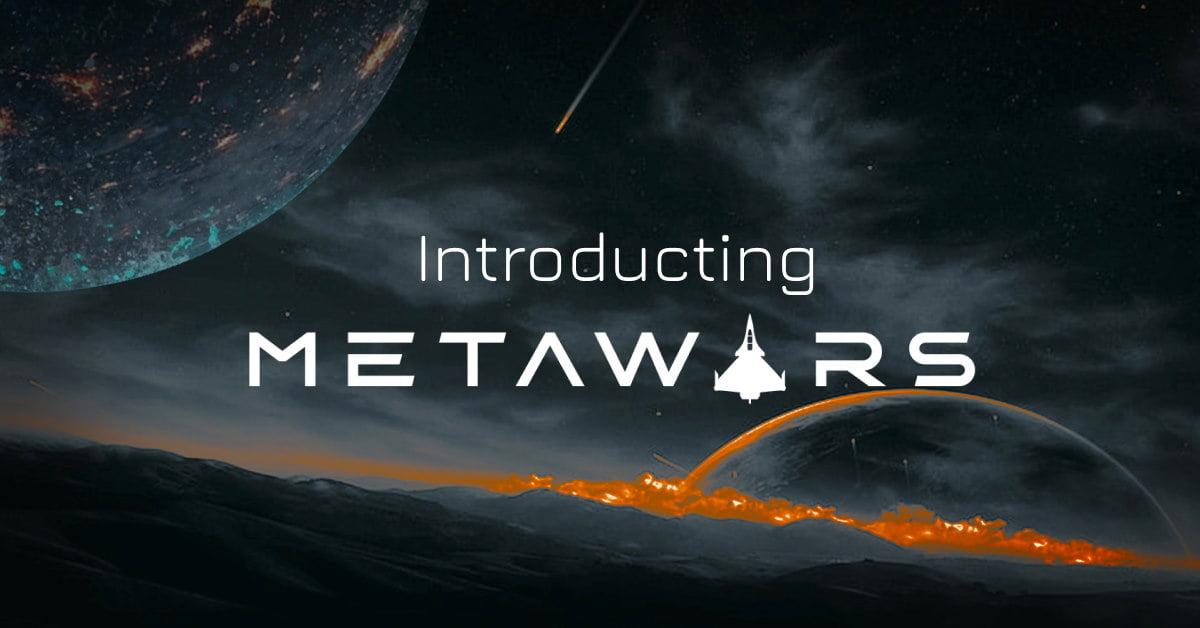 Introductie van MetaWars: een strategisch op blockchain gebaseerd spel in de Metaverse