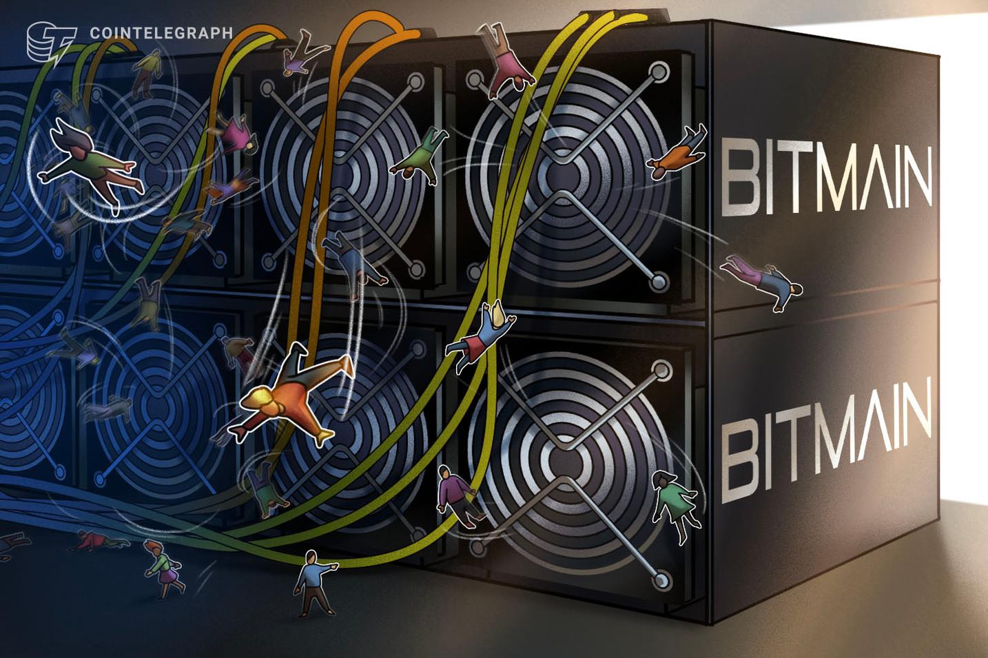 De in de VS gevestigde Bitcoin-mijnwerker Gryphon koopt 7,200 rigs van Bitmain