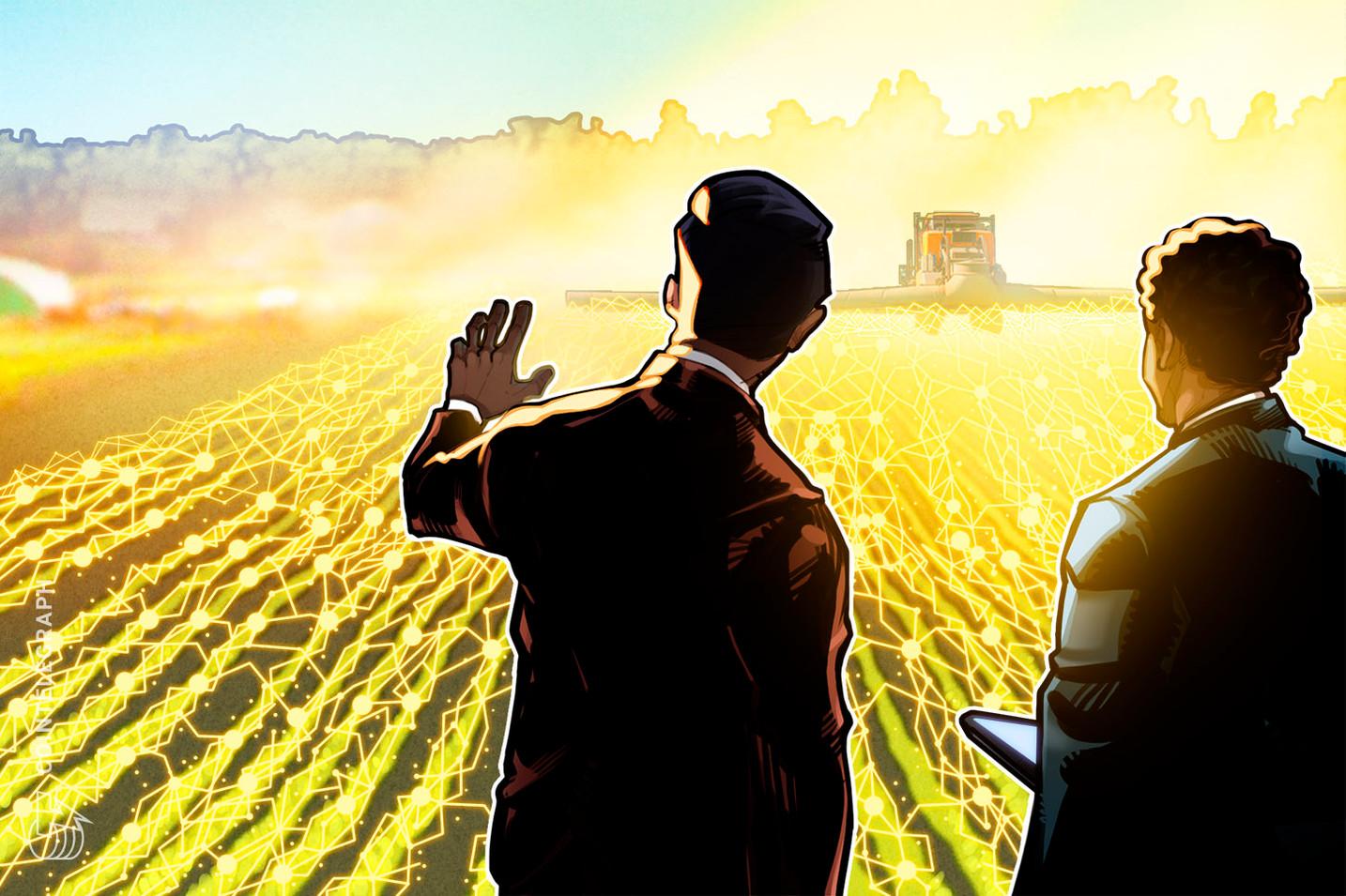 Etherisc 為 17 名肯尼亞農民提供基於區塊鏈的農作物保險