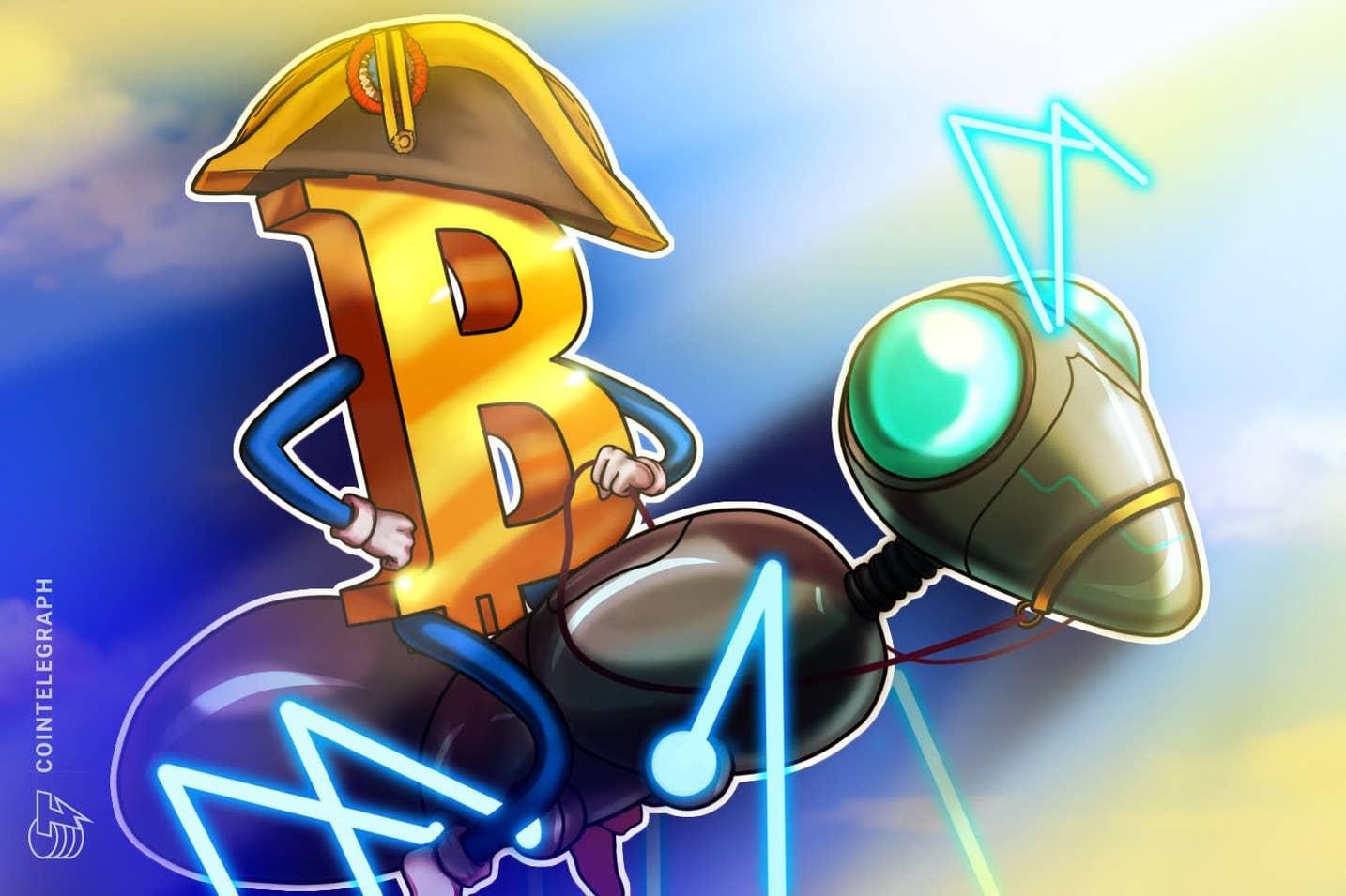 """Išmaniosios sutartys ateina į """"Bitcoin"""" per """"Dfinity"""" interneto kompiuterį"""
