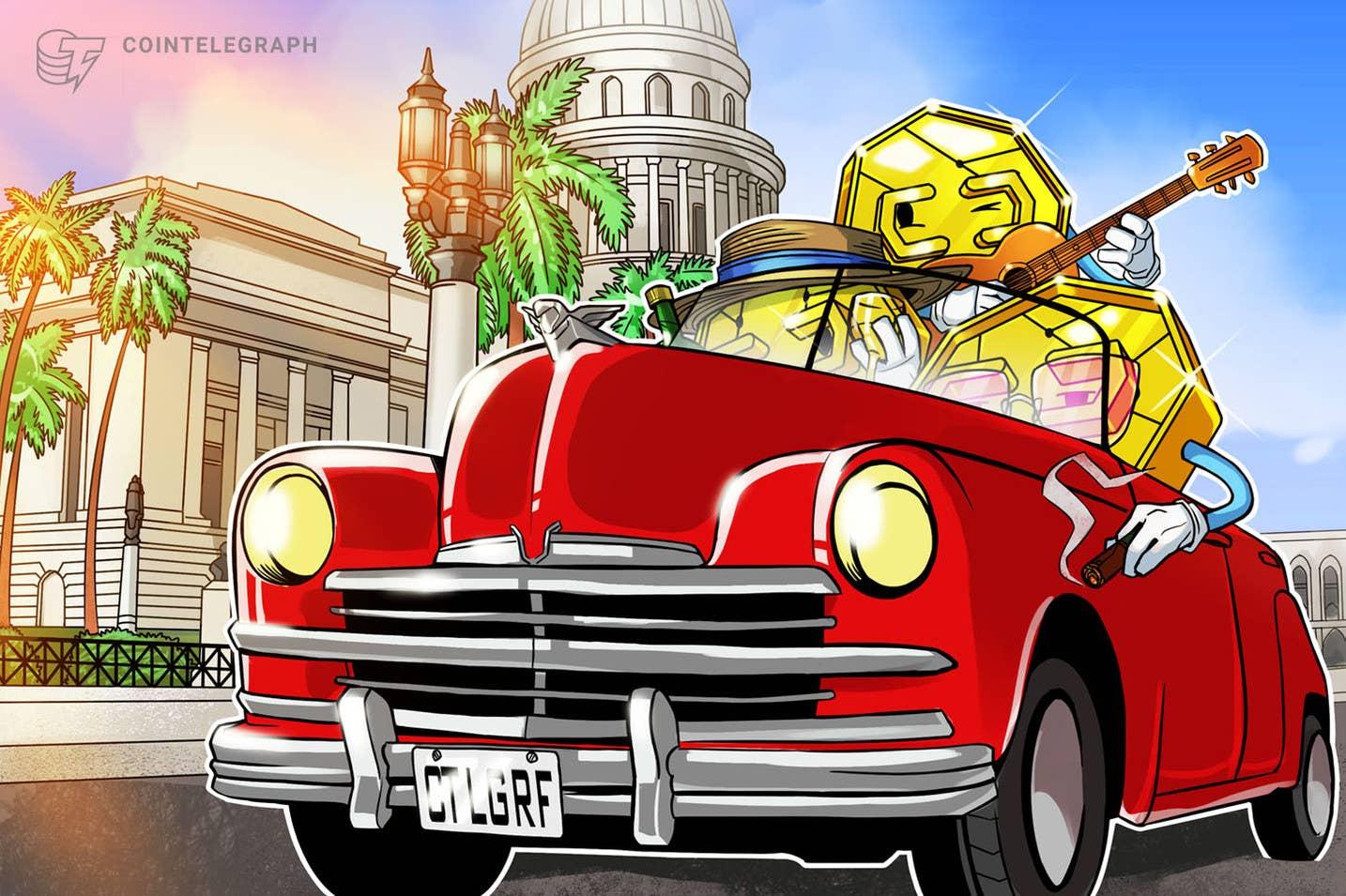 Įsigalioja Kubos kriptovaliutų taisyklės