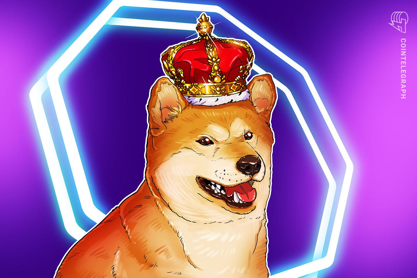 A Dogecoin 8% -ot nyer, miután Elon Musk szerint a DOGE kifizetések versenyeznek a Bitcoin-nal, az Ethereummal