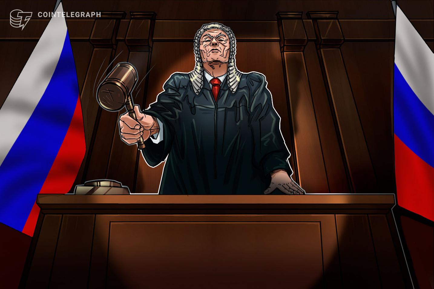 Pengadilan Rusia memerintahkan Sber untuk membuka blokir akun yang digunakan untuk perdagangan Bitcoin