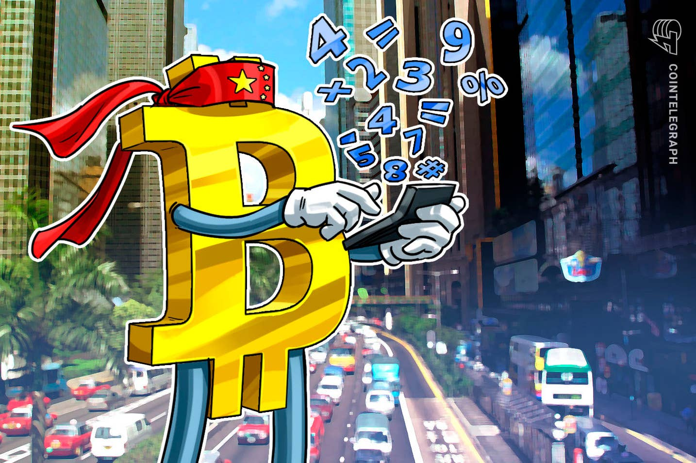 Tik dar vienas burbulas? Nauji tyrimai rodo, kad Bitcoin kainų viršūnės seka Kinijos skolos ciklus