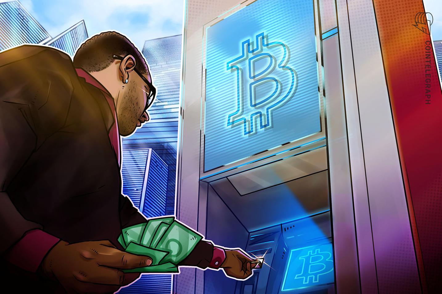 Bitcoin para sa cash: Ginagawa bang madali ng mga crypto ATM ang pagbili ng BTC para sa pangunahing?