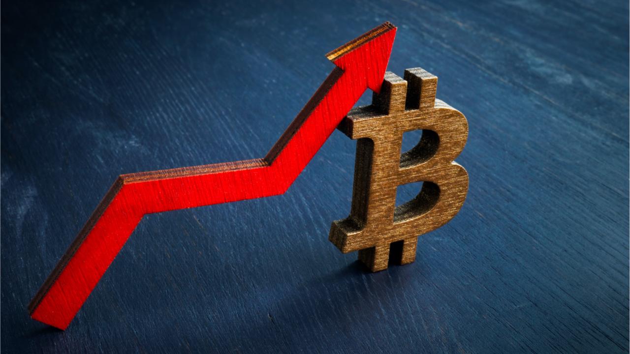 Η τιμή του Bitcoin ανακτά δύναμη πάνω από $ 41K, το Crypto Market Cap εκτινάσσεται 6% σε 24 ώρες