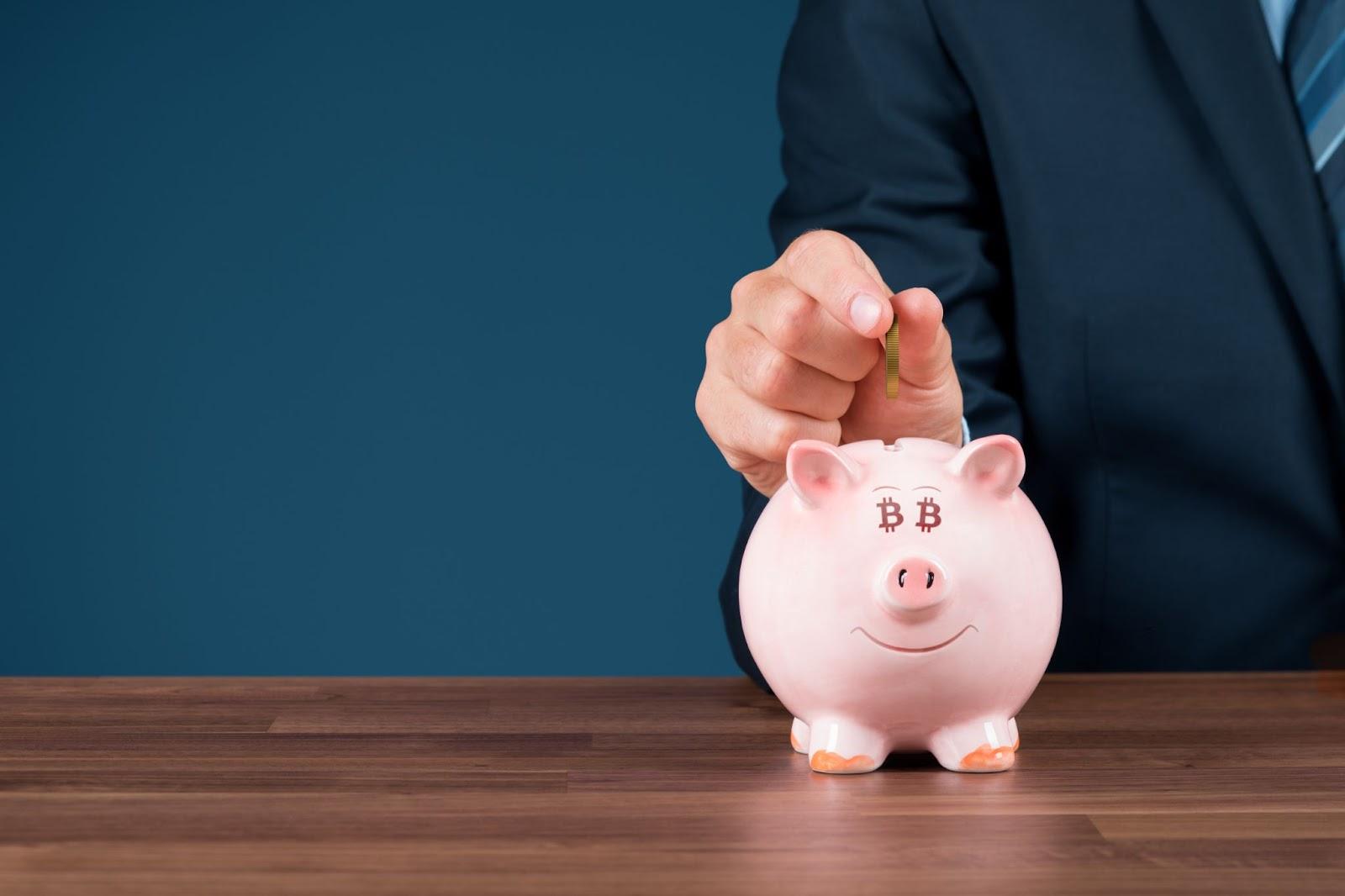 ¿Puede el cripto apostar derribar los ahorros bancarios tradicionales?