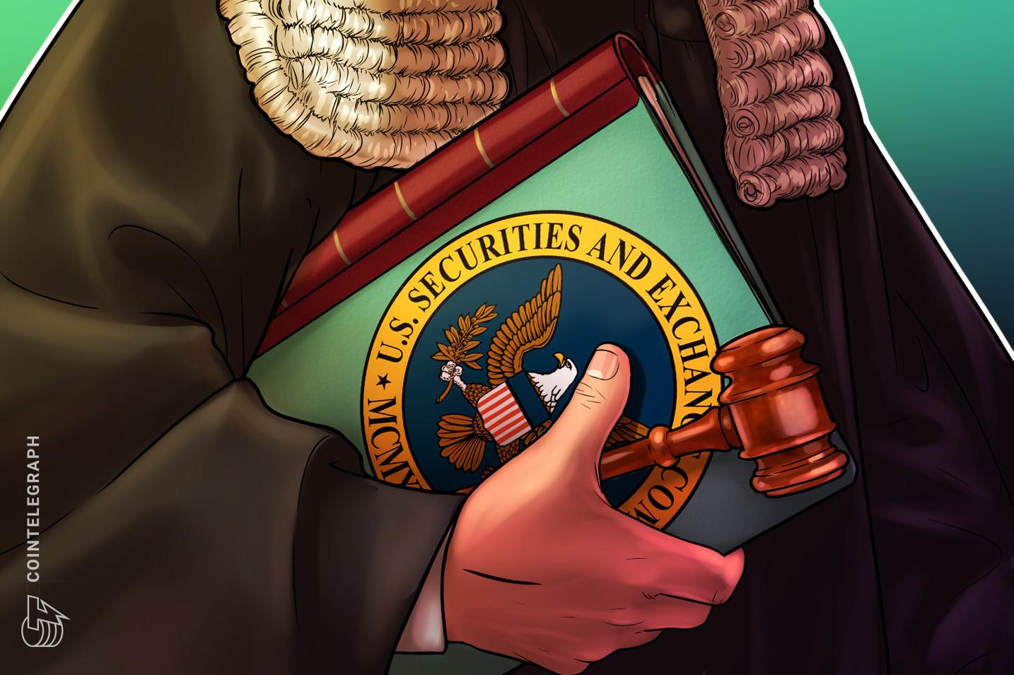Le président de la SEC déclare que la crypto-monnaie relève des règles d'échange basées sur la sécurité