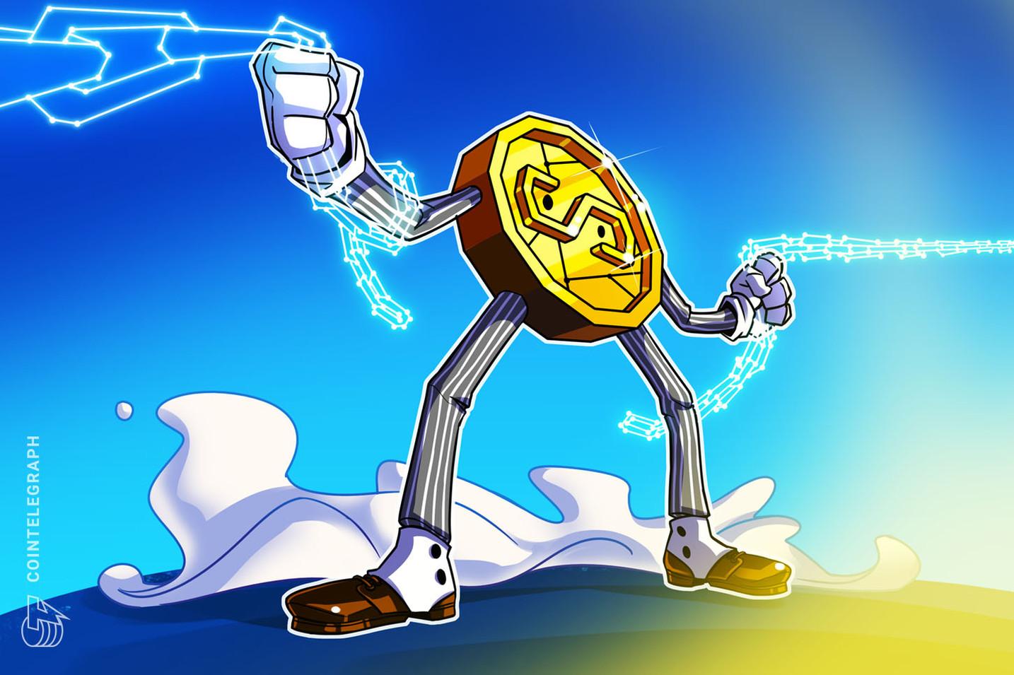 MEGJEGYZÉS: Stablecoin cég Circle, hogy tőzsdére jusson 4.5 milliárd dolláros üres csekken