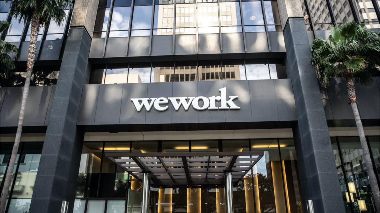 Fintech Firm Revolut paga pelo espaço de trabalho de wework baseado em Dallas com Bitcoin