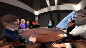 virtuali konferencija