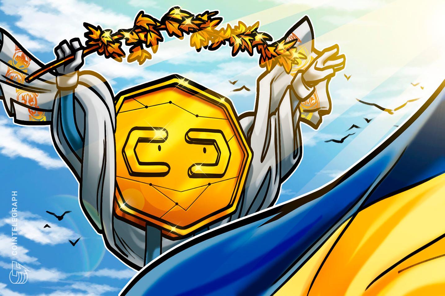 Ukrainos e-bankas liepos mėnesį planuoja siūlyti prekybą Bitcoin