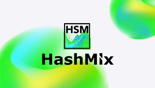 HashMix извира в действие с първото пускане на продукта