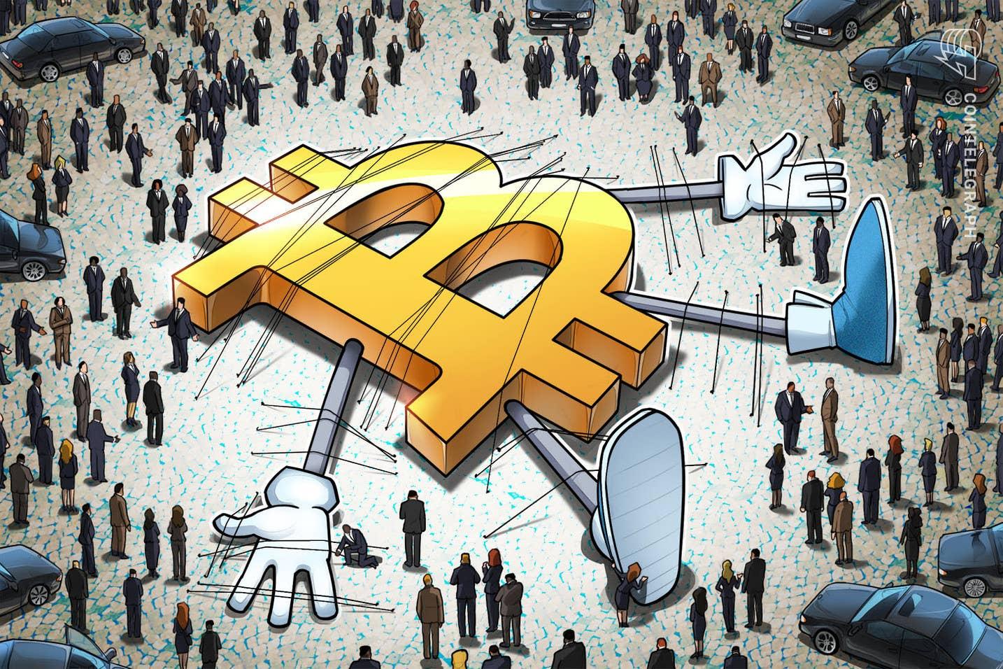 Биткойнът отскача до 43 XNUMX долара преди свежите коментари за крипто от председателя на SEC Gensler