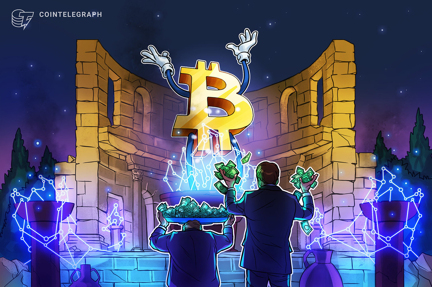 Les adresses Bitcoin actives ont bondi de 30% fin juillet, selon les données